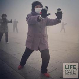 Pechino strozzata dalle polveri