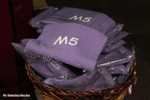 Sciarpe lilla M5