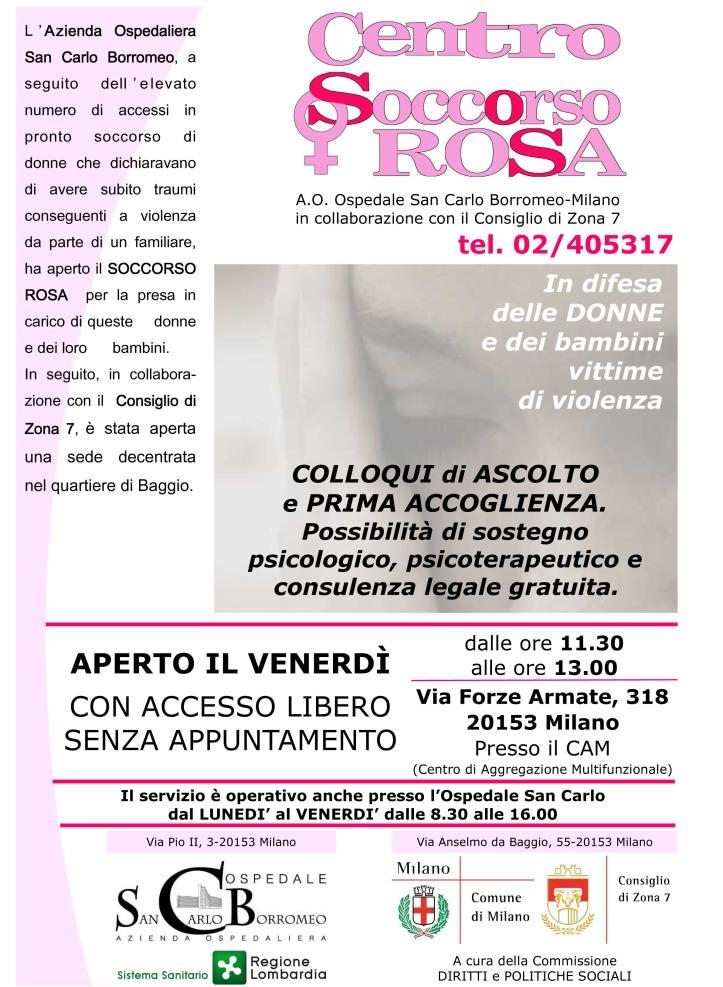 Centro Soccorso Rosa