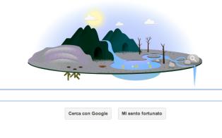 Doodle giornata della terra